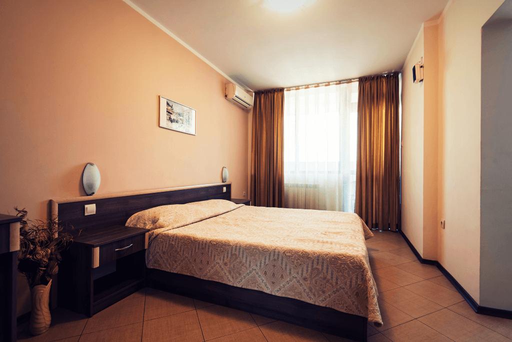 Хотел SPS - интериор на един от апартамените