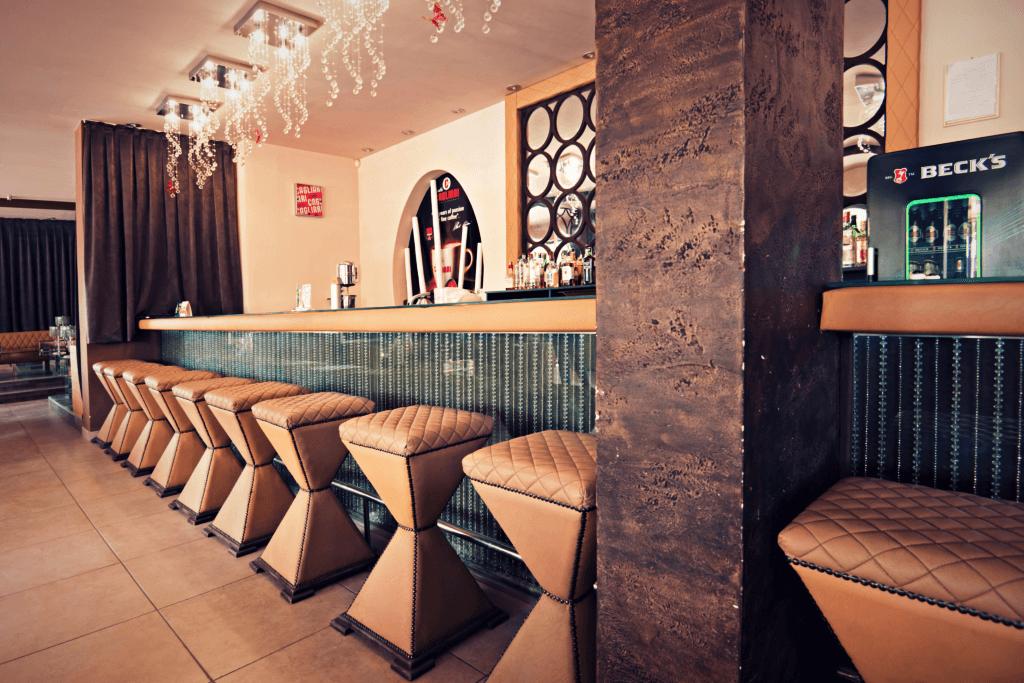 Lobby bar at SPS Hotel - Plovdiv