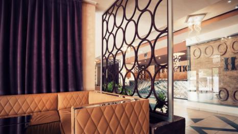 Хотел SPS - фоайе и лоби бар