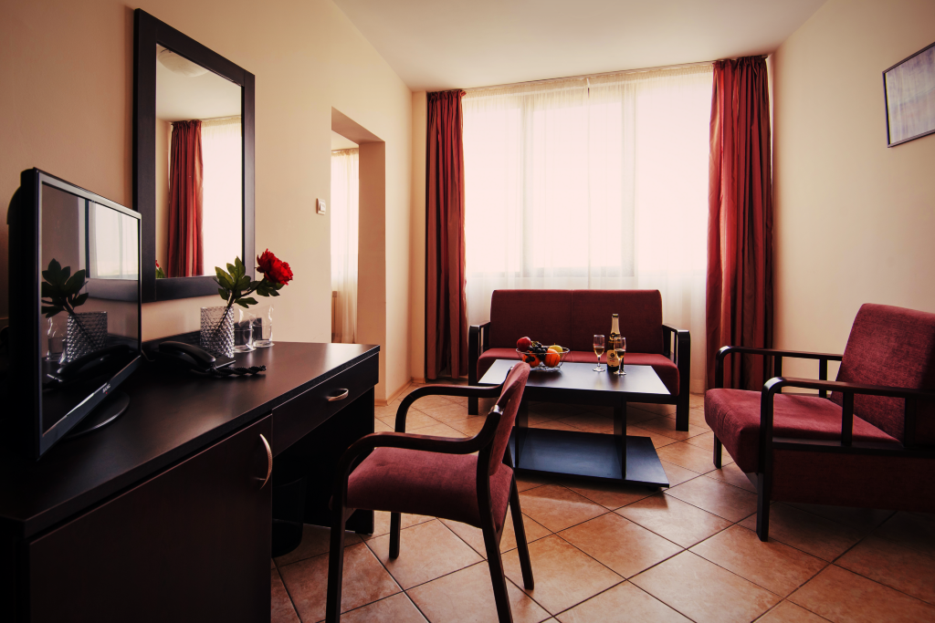 Apartment at Hotel SPS Plovdiv