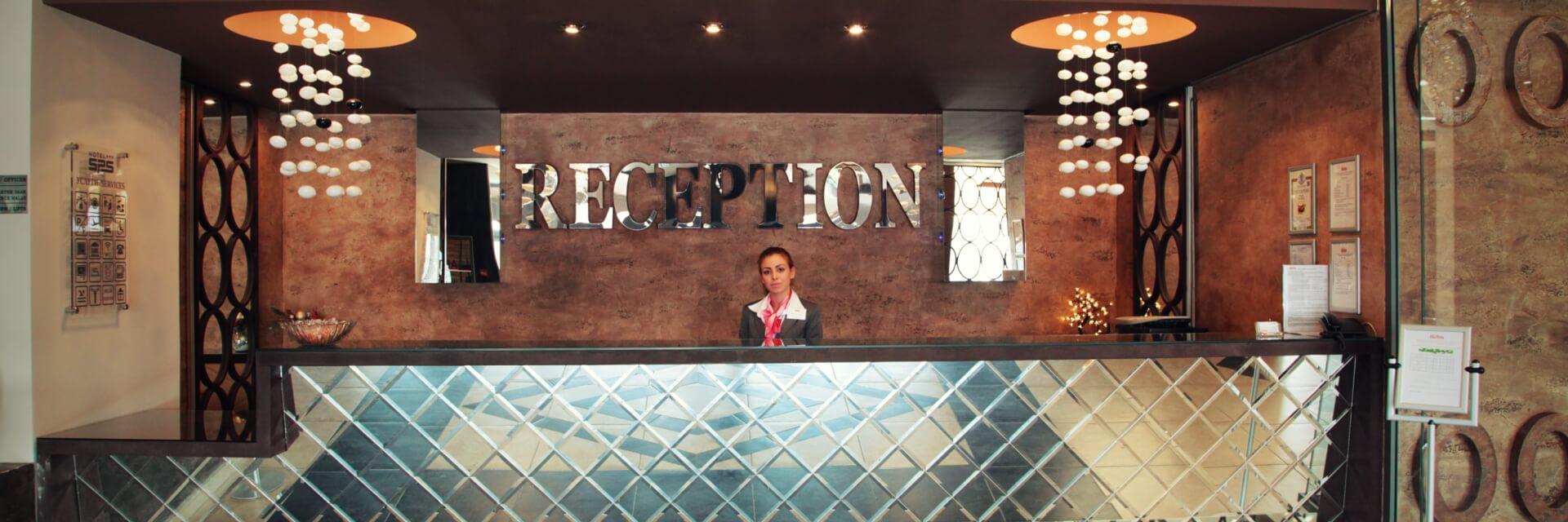 Хотел SPS Пловдив - рецепция