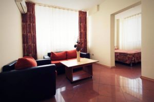One-bed apartment, SPS Hotel