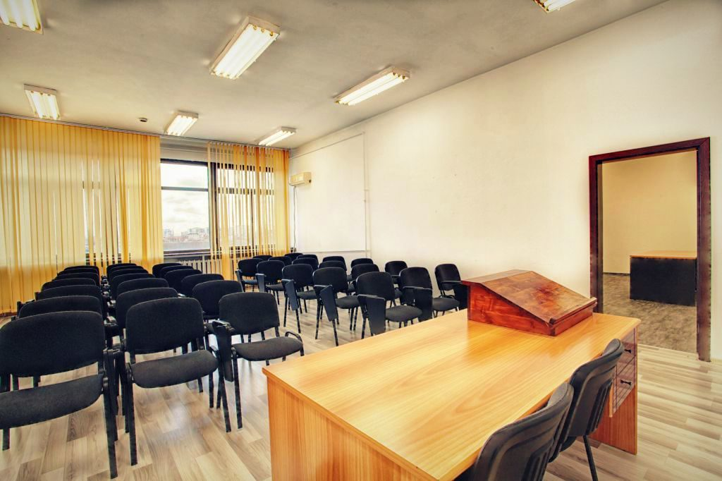 Hall 1 - conference halls in SPS Hotel