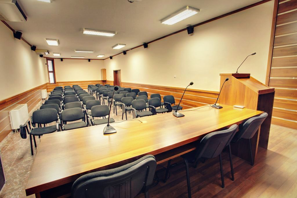 Hall Plovdiv - conference rooms in Hotel SPS