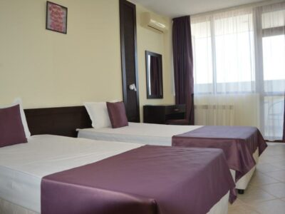Hotel SPS - double room with twin beds