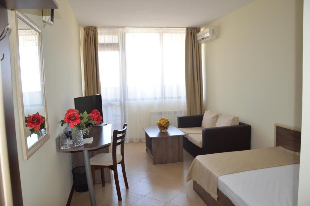 Single room - Hotel SPS, Plovdiv